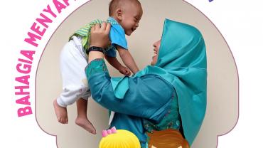 Bahagia Menyapih Anak dengan Cinta